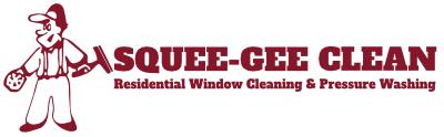 Squee-Gee Clean | Medina Logo